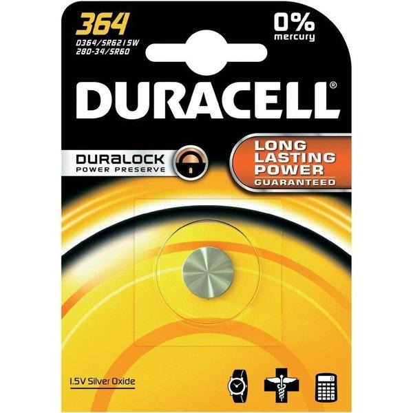 Duracell 364 1,5V knoopcel
