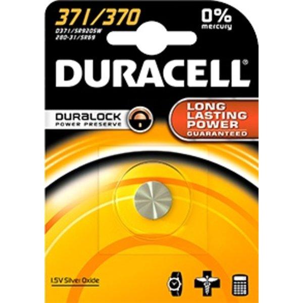 Duracell 371/370 1,5V knoopcel