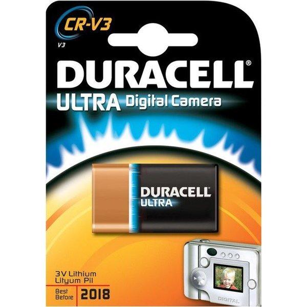 Duracell ultra lithium CR-V3 3V