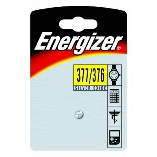 Energizer 377 / 376 1,5V knoopcel