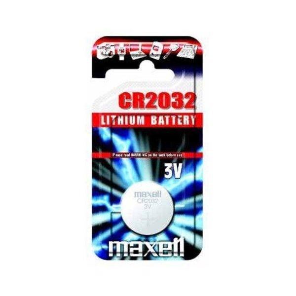 Maxell 3V knoopcel lithium CR2032