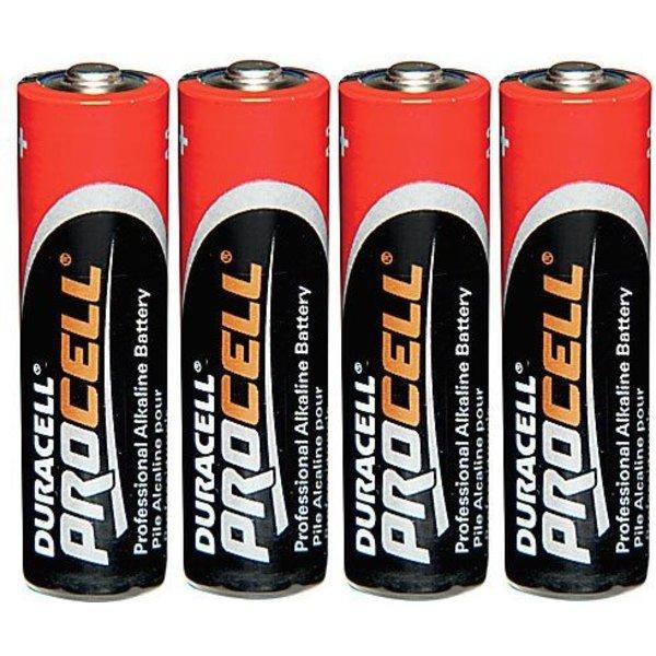 Duracell procell AA batterijen 100 st.