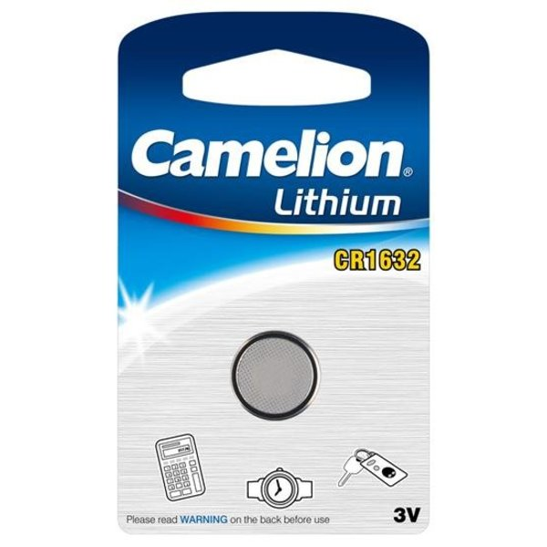 Camelion 3V knoopcel lithium CR1632