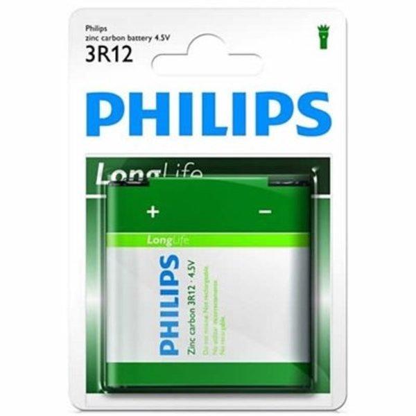 Philips MN1203 plus power 4,5V