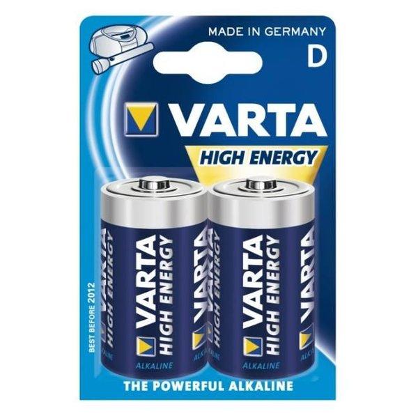 VARTA High Energy D 1,5V