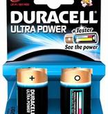Duracell Duracell Ultra power C alkaline batterij