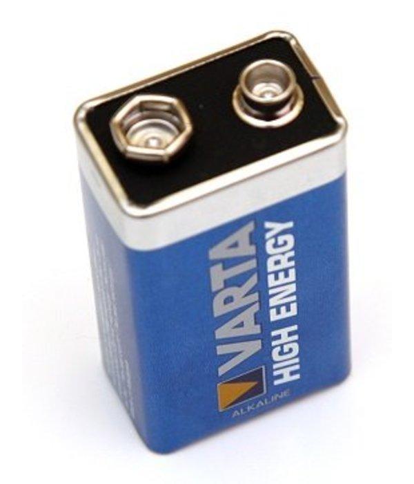 Varta VARTA alkaline High Energy Blok 9V