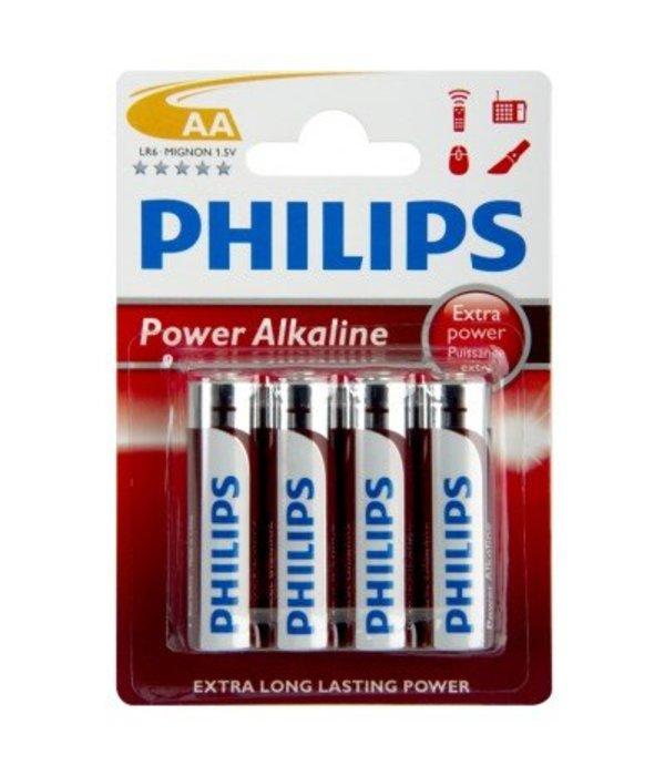 Philips Philips Power alkaline 4xAA