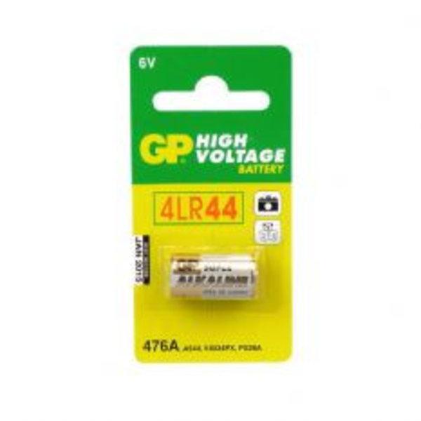 GP 4LR44 6V batterij