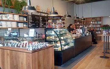 Foto CHCO Café Batavia Stadt
