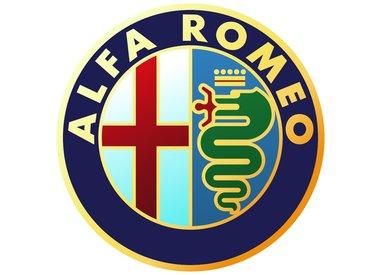 Uitlaatset Alfa Romeo