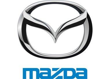 Uitlaatset Mazda