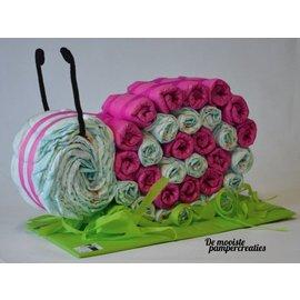 Slak roze