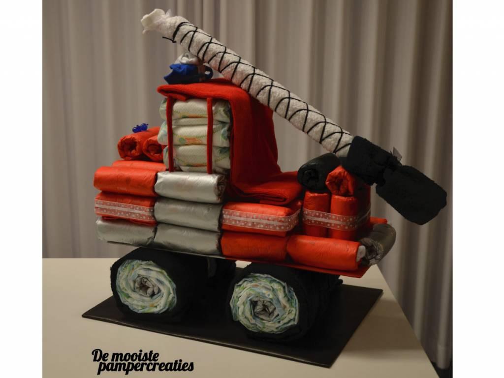 brandweer wagen model