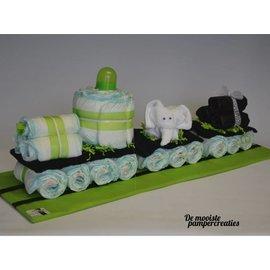 Trein groen