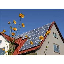 Selbstbauanlage 3,5 kWp / 24 m²