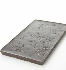 Pure chocolade met zeezout