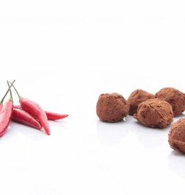 Chili truffels - 285 gram