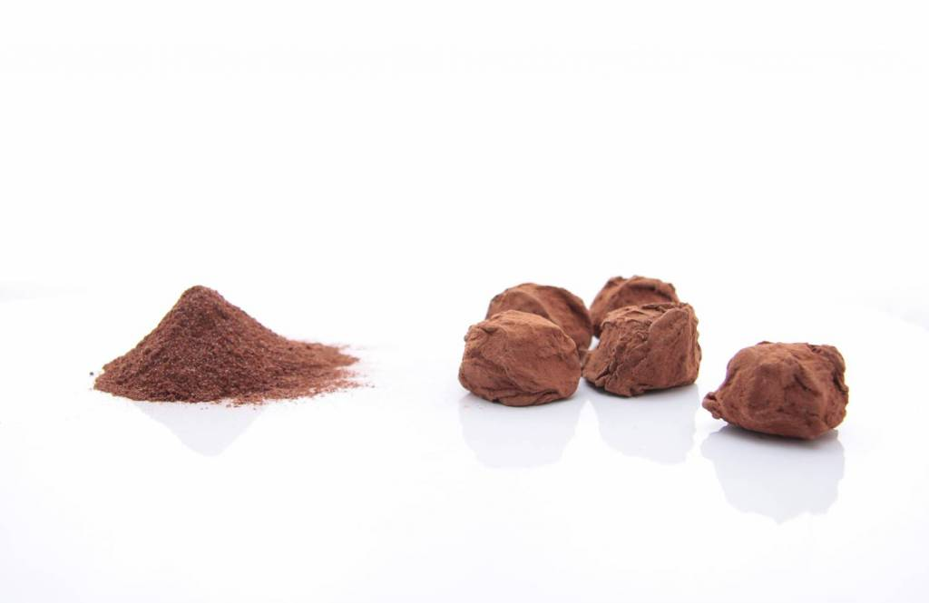 Pure cacaotruffels - 500 gram