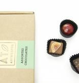 40 assorted chocolates in presentation box