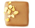 Zoute caramel ganache