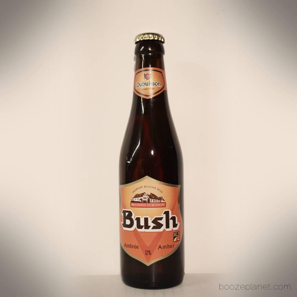 Bush ambree 33cl