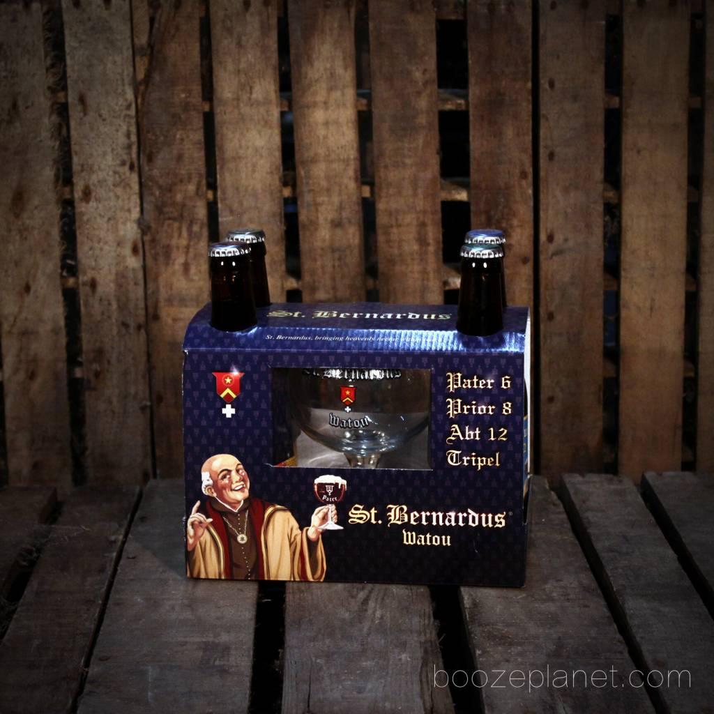 Giftbox St-bernardus