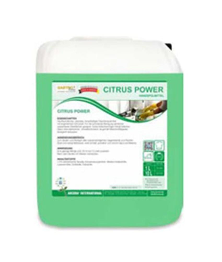 Afwasmiddel - CITRUS POWER 10L
