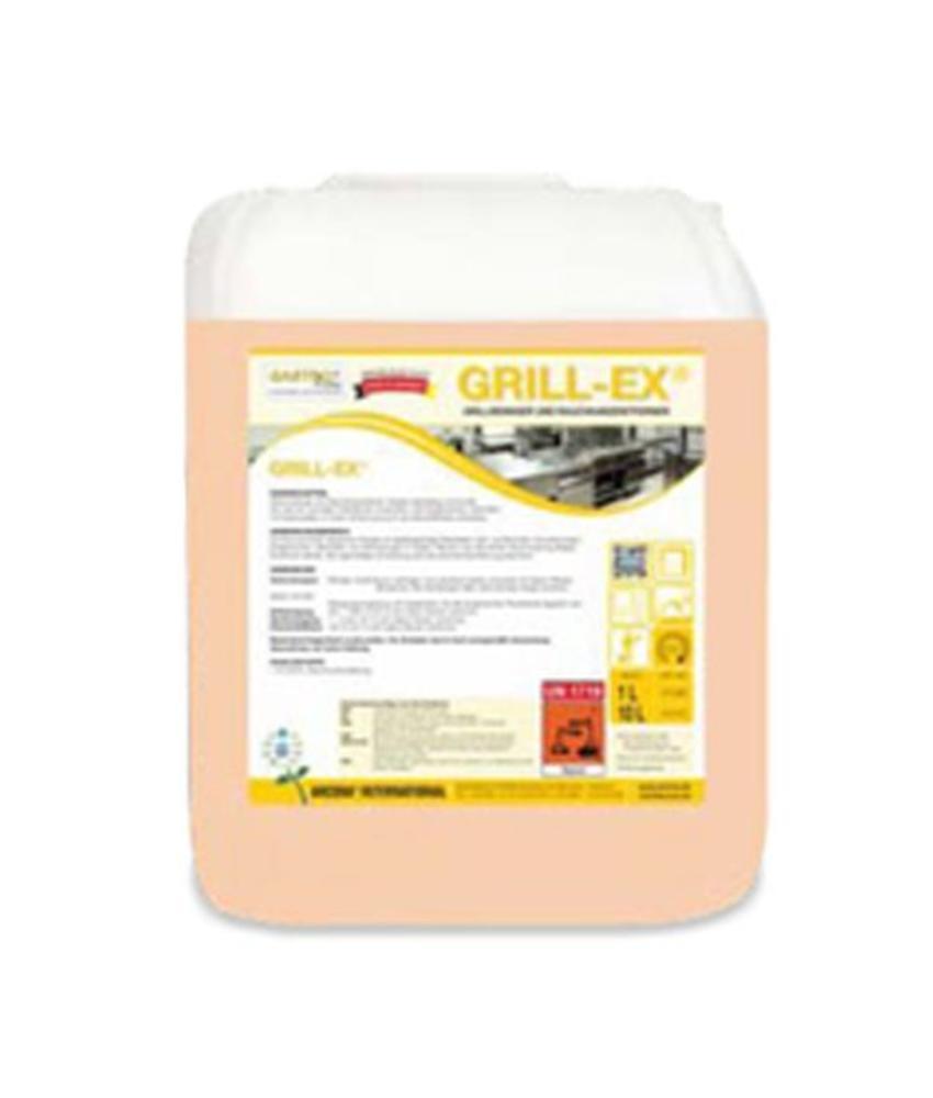 Grill- en ovenreiniger - GRILL-EX POWERCLEAN 10L