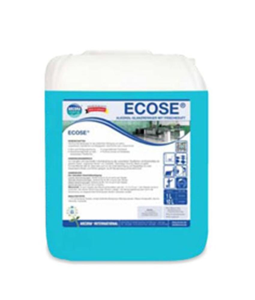 Interieurreiniger - ECOSE Alkohol 10L