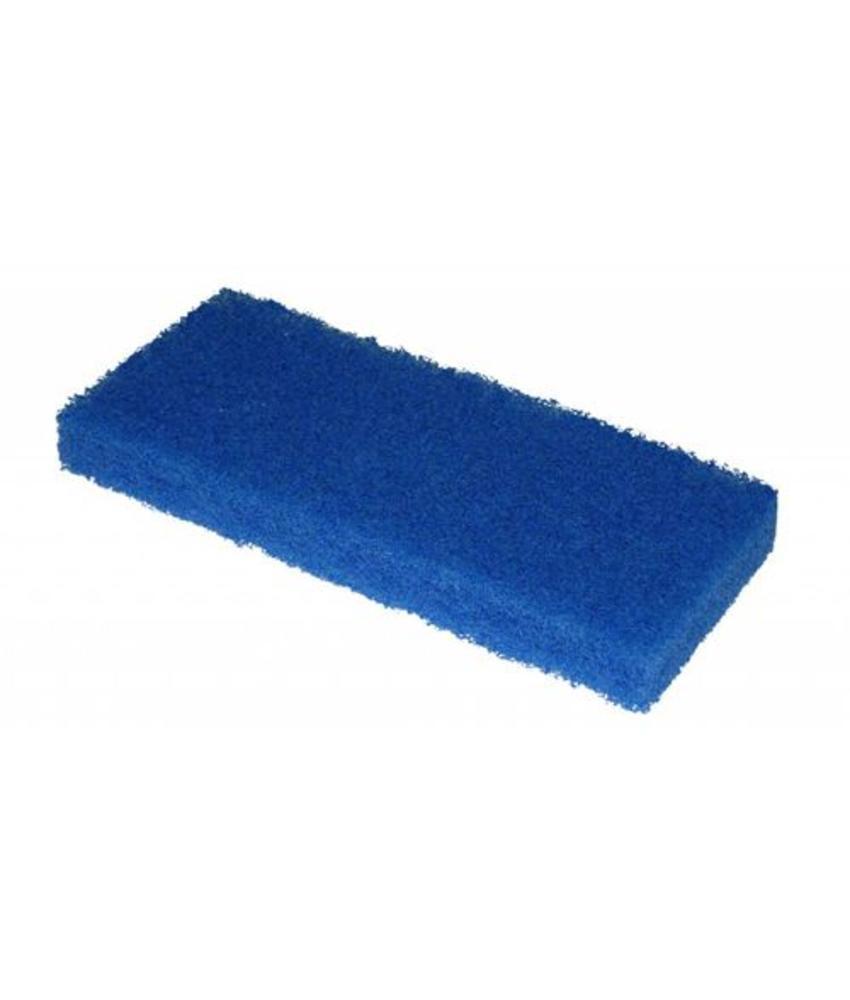 Handpad 250x110x25mm, blauw