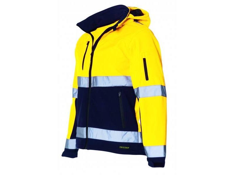 Soft Shell Jas EN471 TSE3001