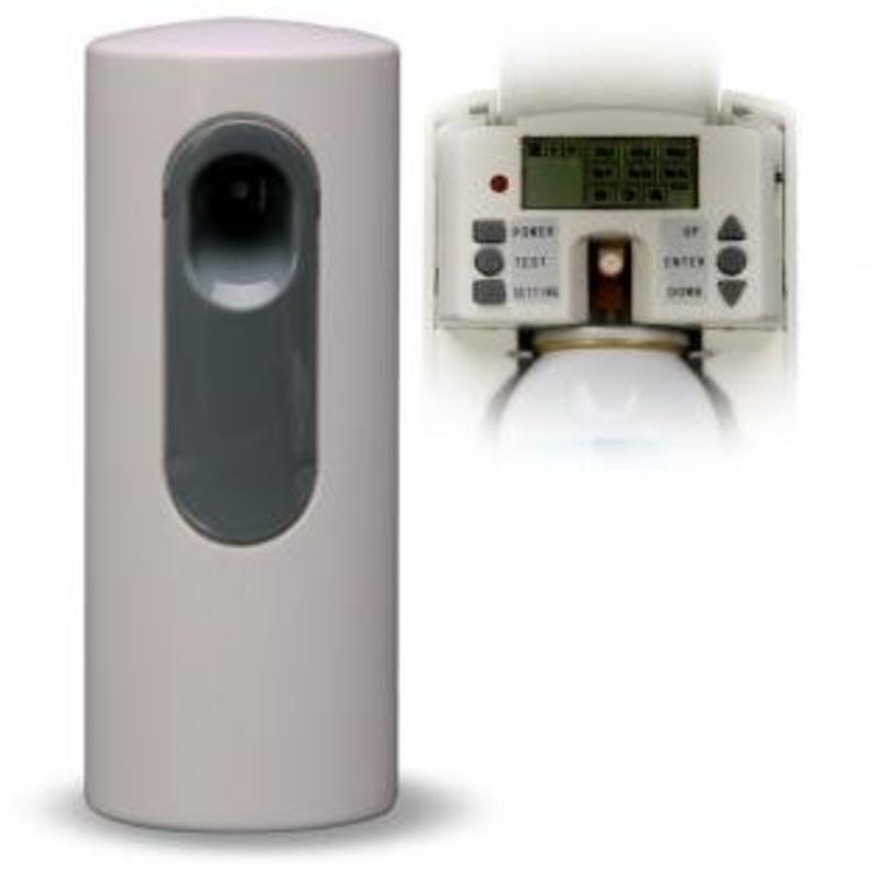 VisionAir - Digital Dispenser White