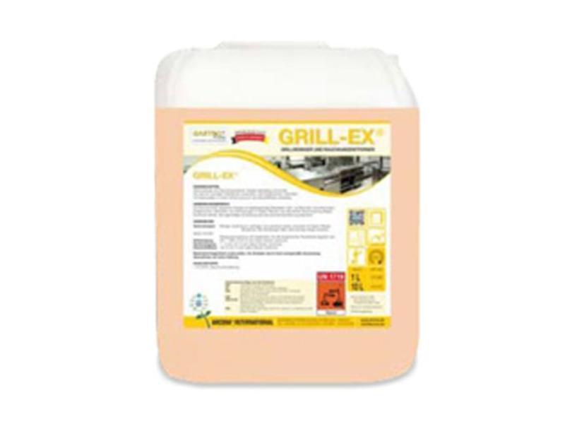 Arcora Grill- en ovenreiniger - GRILL-EX POWERCLEAN 10L