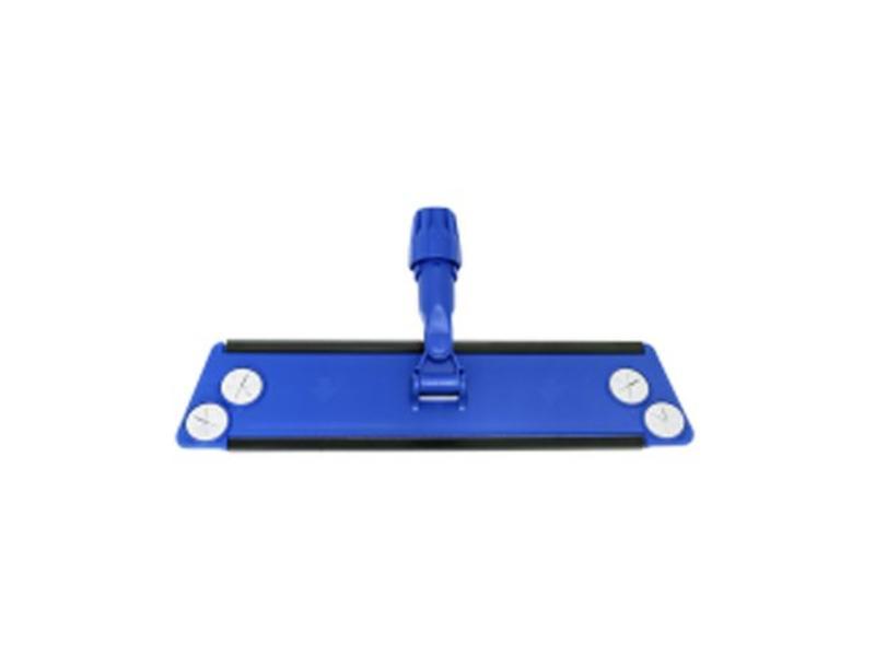 Arcora Klittenband mophouder ULTRA Velcron ,40cm, blauw (met schuimstof, voor wegwerp wisdoeken)