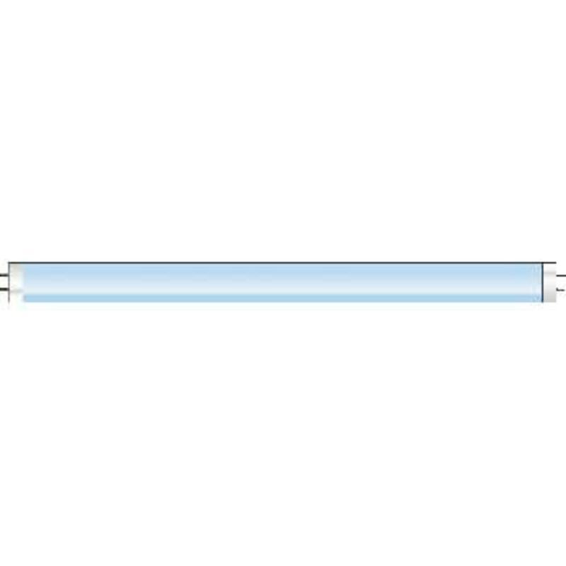 UV-Lamp recht Plus - blauw 368 nm 18 Watt - 600mm