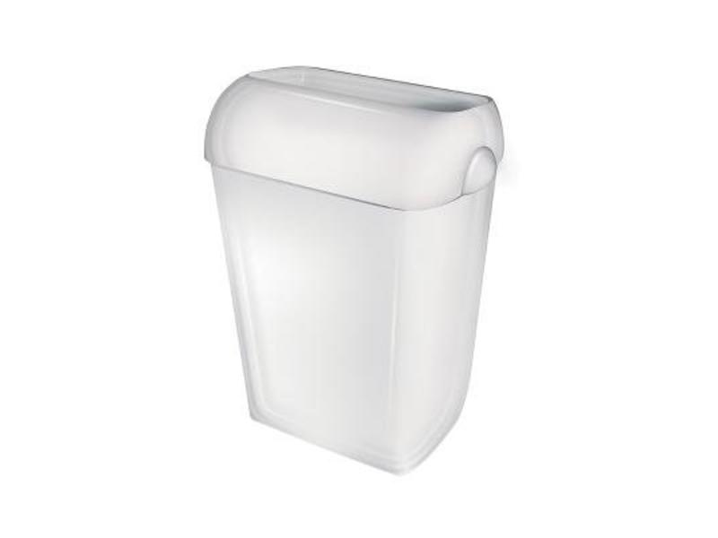 Eigen merk Afvalbak 23 Liter Wit