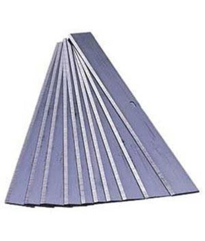 Vloermessen 20cm - Dubbelzijdig scherp/stomp