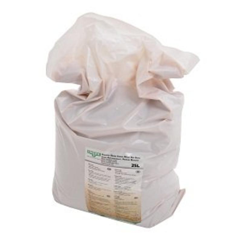 HiFlo hars in een 25 liter zak