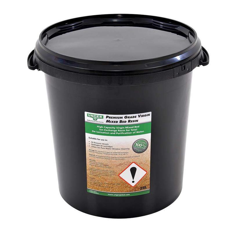 HiFlo hars in een 25 liter emmer