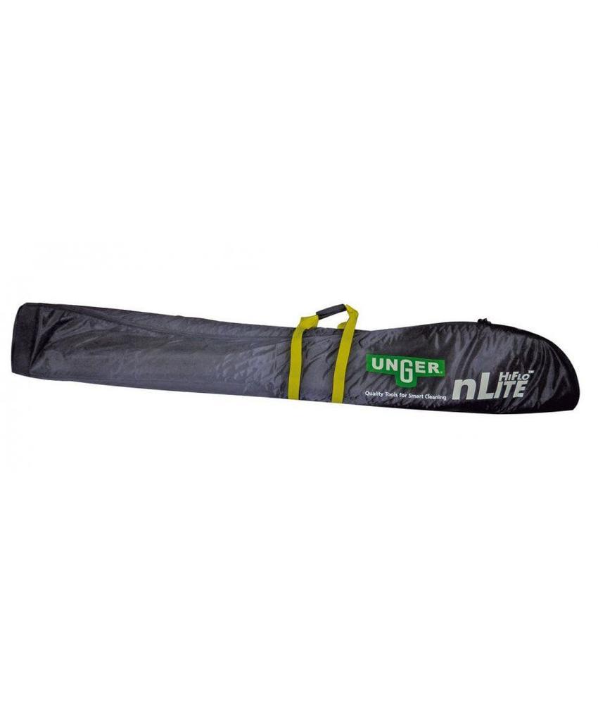 Unger HiFlo nLite draagtas in sporttas-design