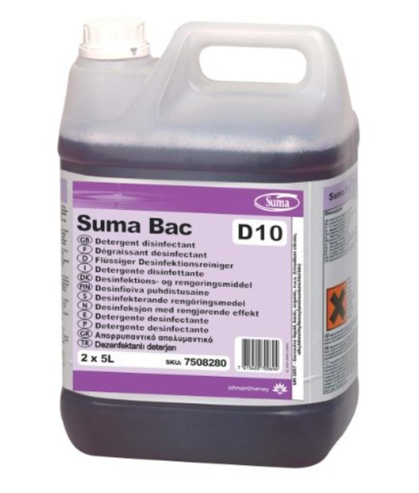 Suma Bac D10 - can 5L
