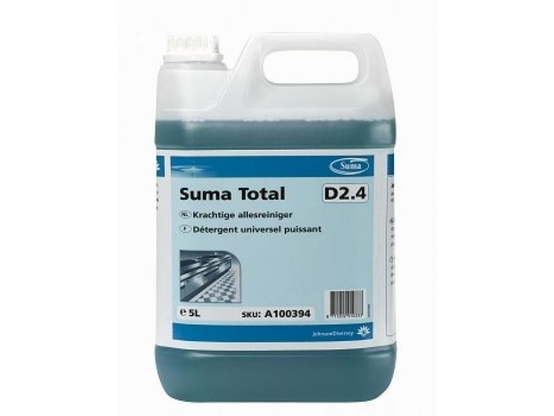Johnson Diversey Suma Total D2.4 Pur-Eco - can 5 liter