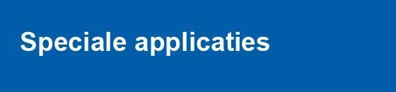 Speciale applicaties