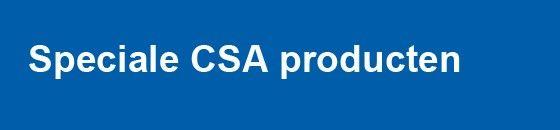 Speciale CSA producten