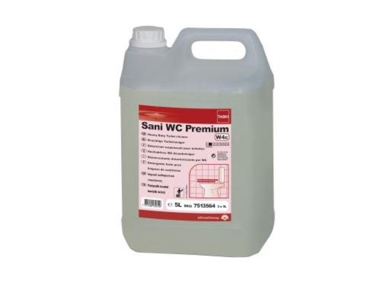 Johnson Diversey TASKI Sani WC Premium - 5L