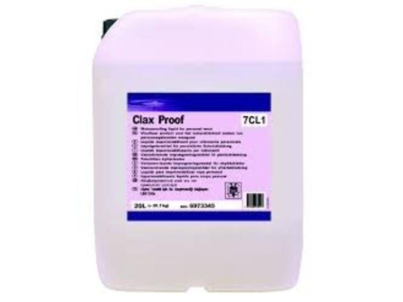 Johnson Diversey Clax Proof 7CL1 / 72A1 - 20L