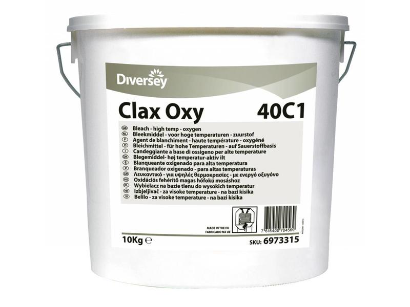Johnson Diversey Clax Oxy 40C1 - 10KG
