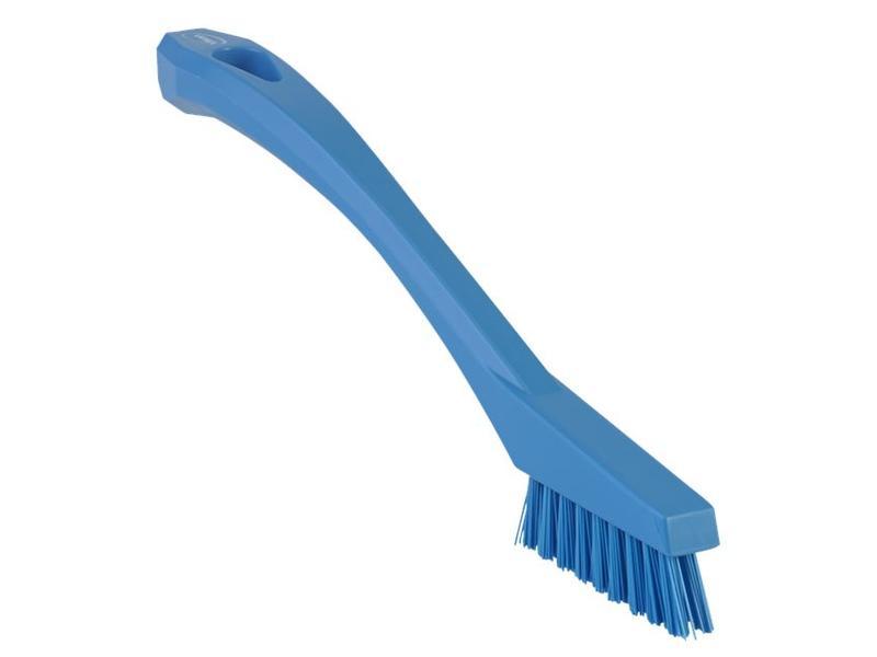 Vikan Vikan Precisieborstel / Voegenborstel 205x20x40mm blauw