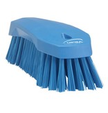Vikan Vikan Grote werkborstel polyester vezels, hard 200x70x60mm blauw